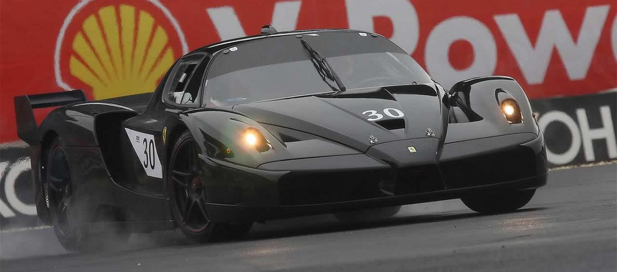 2016 Ferrari FXX K Black