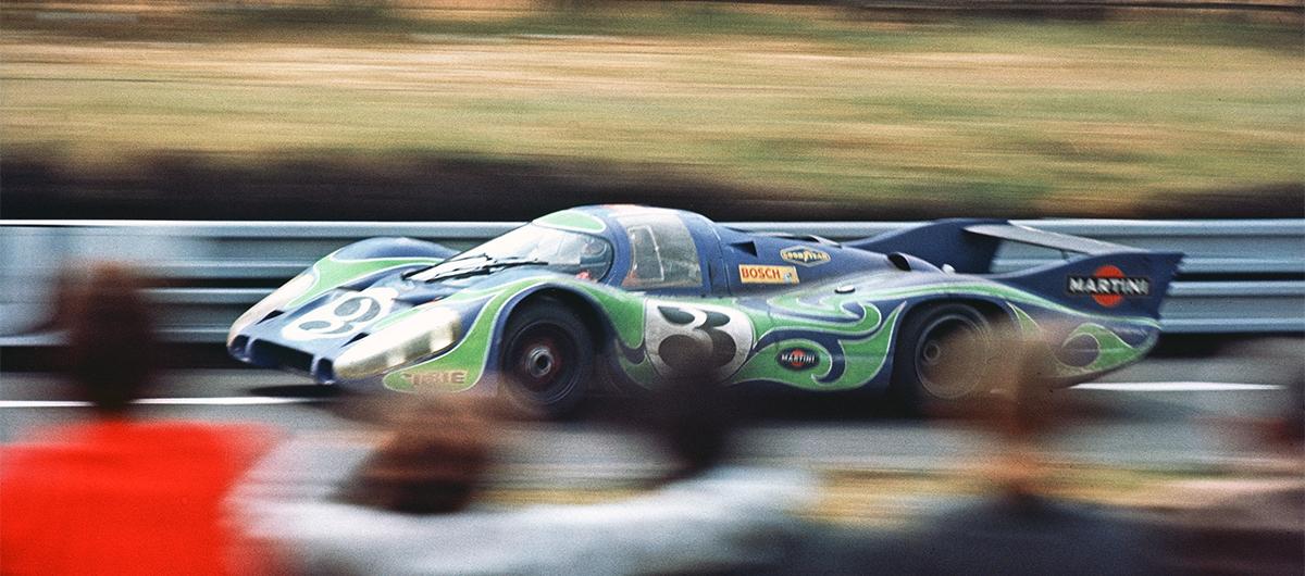Porsche 917 Zuffenhausener